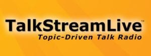 TalkStreamLive Topic-Driven Talk Radio